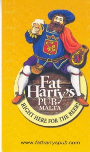 Fat Harry's Pub Malta