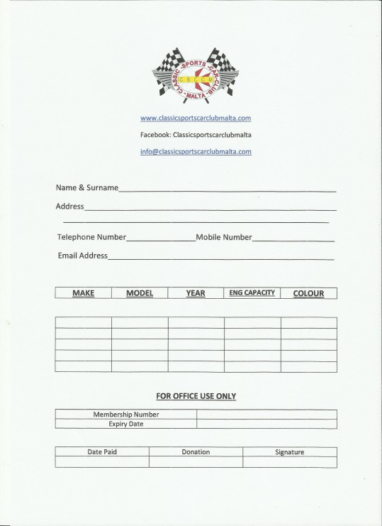 malta visa application form pdf